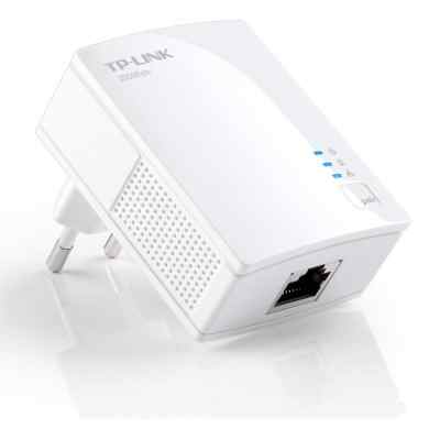 Tp-link Pa2010 Powerline 200mbps Homeplug Av Mini