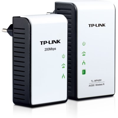 Tp-link Tl-wpa281kit Powerline Wpa281   Tl-pa211