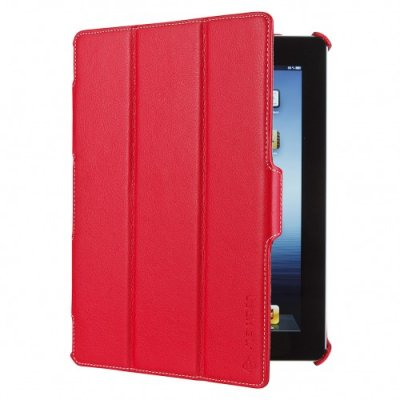 Tech Air Taxipf005 Funda Para Ipad Tri Fold Rojo