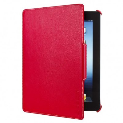 Tech Air Taxipf008 Funda  Ipad Con  Soporte Rojo