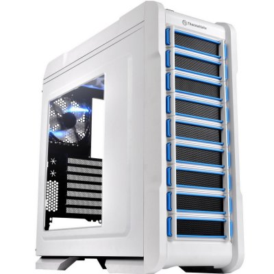 Thermaltake Caja Semitorre Atx Chaser A31 Snow Ed