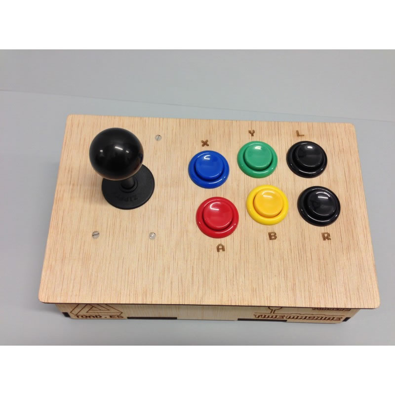 Ver Toad Time Machine Joystick Player 2