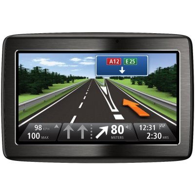 Tomtom Via 110 Iberia 43 Lcd 16 9 Iqroutes Negro