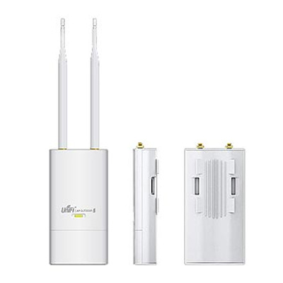 Ubiquiti Unifi Outdoor Pacceso Ext Poe 24  2x6db
