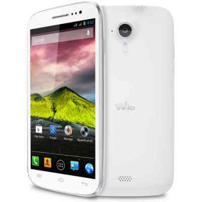 Wiko Five 5 Hd Ips Q12ghz 1 4gb 2xsim Blanco