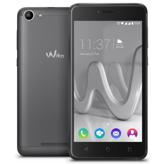 Wiko LENNY3 MAX 16GB Gris