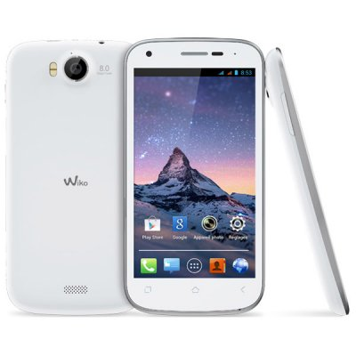 Movil Wiko Peax2 45 Qhd Ips Q12ghz 1 4gb 2xsim Blanco