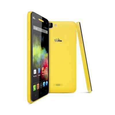 Wiko Rainbow 5 Hd Ips Q13ghz 1 4gb 2sim Amarillo