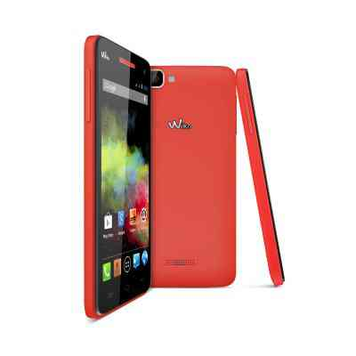 Wiko Rainbow 5 Hd Ips Q13ghz 1 4gb 2xsim Coral