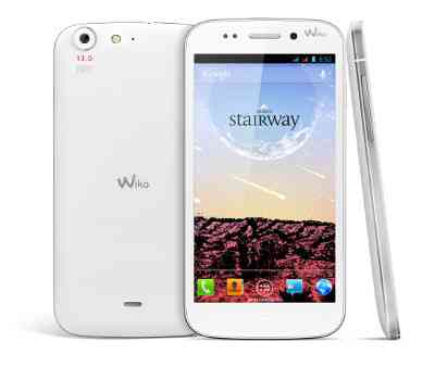 Movil Wiko Stairway 5 Hd Ips Q12ghz 1 16gb 2xsim Blanco