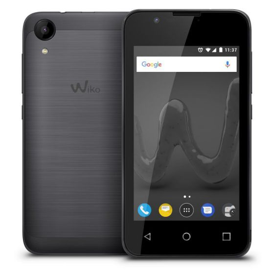 Ver Wiko SUNNY 2 4 WVGA Q1 2GHz 8GB Negro