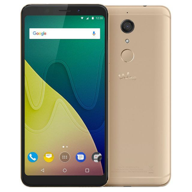 Ver Wiko VIEW XL Oro
