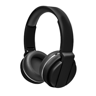 Ver X One AFC1000B Auriculares plegables mic Negro