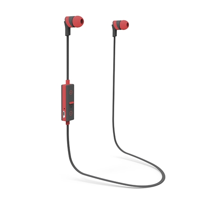 Ver X One ASBT1000R Auriculares sport BT mic Rojo