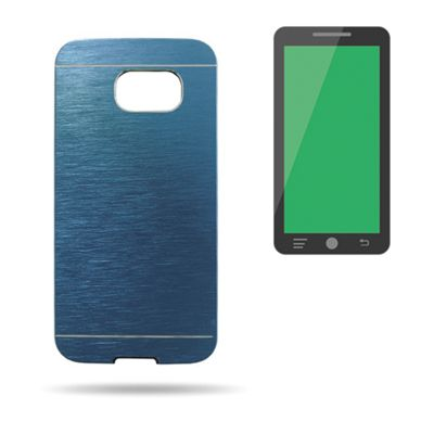 Ver X One Carcasa Aluminio iPhone 6 Plus Azul