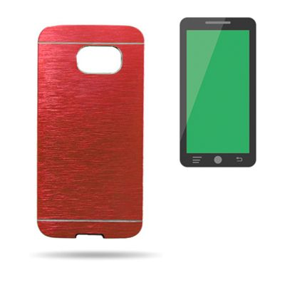 Ver X One Carcasa Aluminio iPhone 6 Rojo