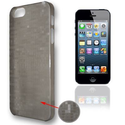 Ver X One Carcasa Square iPhone 5 SE Gris