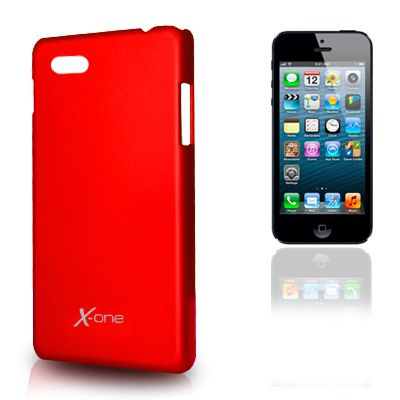 Ver X One Carcasa X Line iPhone 5 SE Rojo