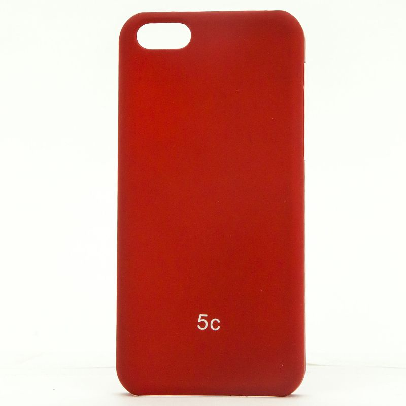 Ver X One Carcasa iPhone 5C Rojo