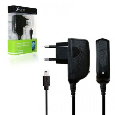 X One Cargador Pared Micro USB 1A