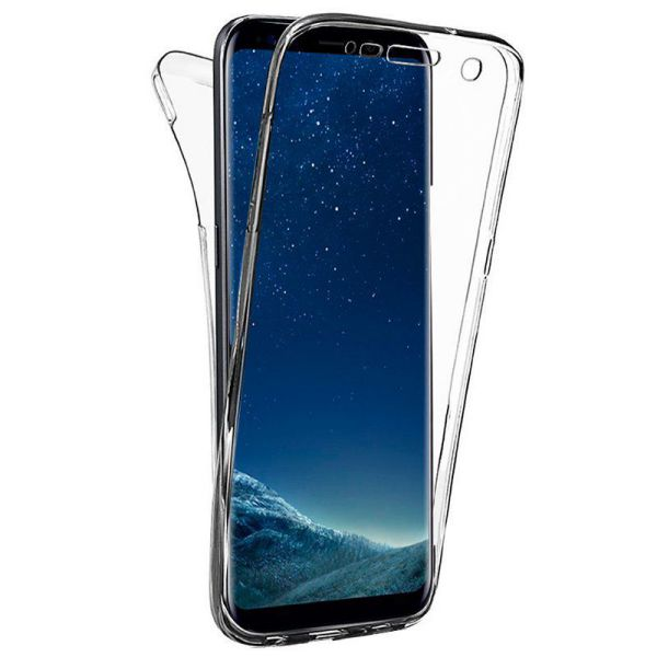 Ver X One Funda Carcasa 360 S8 Plus Transparente