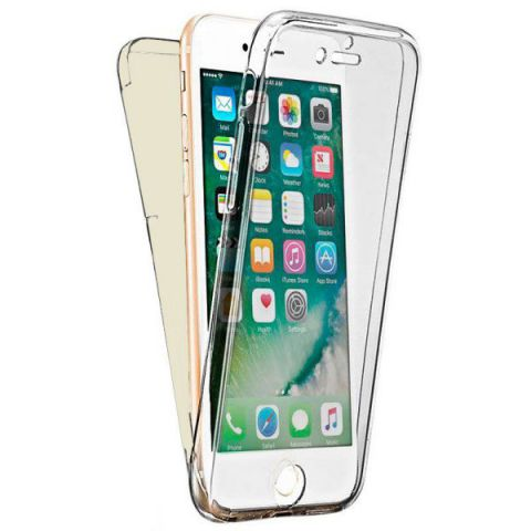 Ver X One Funda Carcasa 360 iPhone 6 Plus Dorado