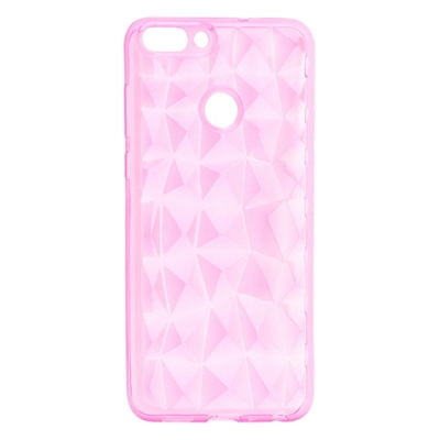 X One Funda Diamante 3D Huawei PSmart Rosa