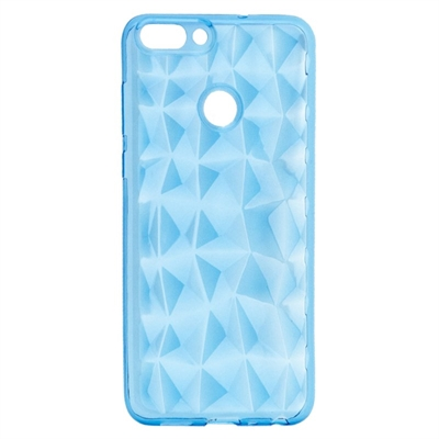 X One Funda Diamante 3D Huawei Psmart Azul