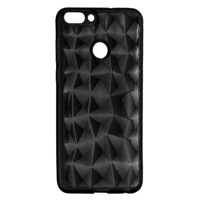 X One Funda Diamante 3D Huawei Psmart Negro