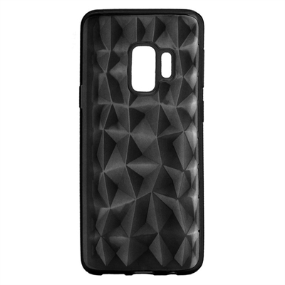 X One Funda Diamante 3D Samsung S9 Negro
