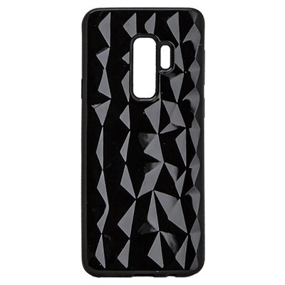 X One Funda Diamante 3D Samsung S9 Plus Negro