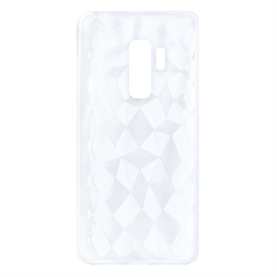 X One Funda Diamante 3D Samsung S9 Plus Transparen