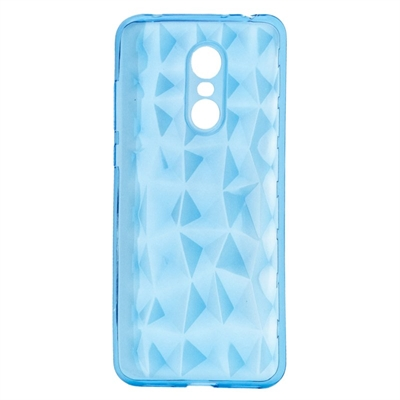 X One Funda Diamante 3D Xiaomi Redmi 5 Plus Azul