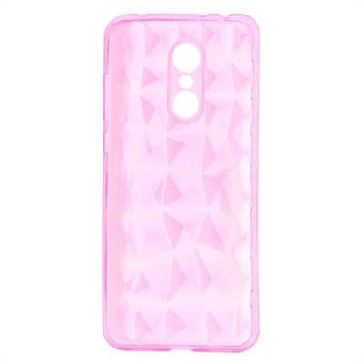 X One Funda Diamante 3D Xiaomi Redmi 5 Plus Rosa