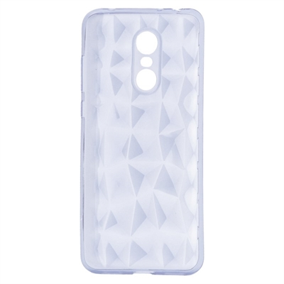 X One Funda Diamante 3D Xiaomi Redmi 5 Plus Transp