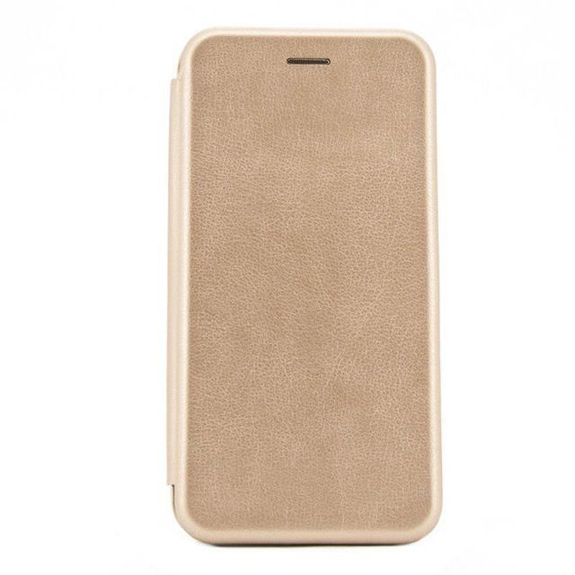 X One Funda Libro Premium iPhone 7 Plus Dorado