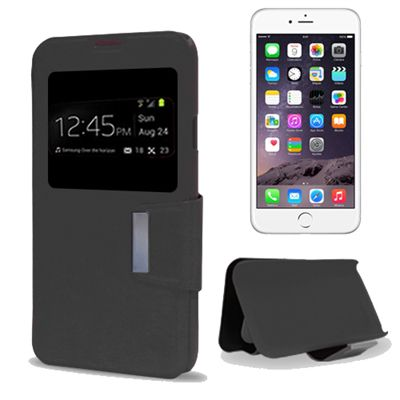 Ver X One Funda Libro iPhone 6 Negro