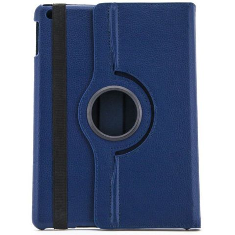 X One Funda Piel Rotacion iPad 5 Air Azul