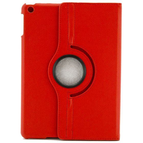 Ver X One Funda Piel Rotacion iPad 5 Air Rojo