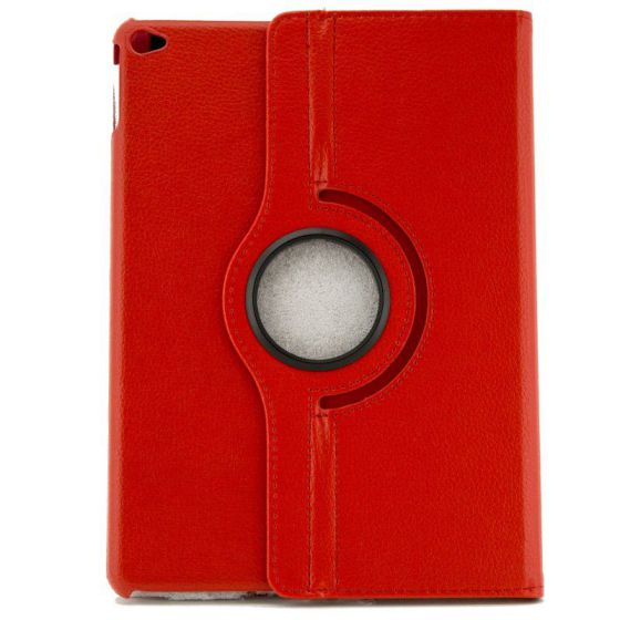 X One Funda Piel Rotacion iPad 6 Air 2 Rojo