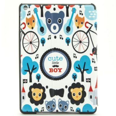 X One Funda Slim iPad 5 Air Cute Boy