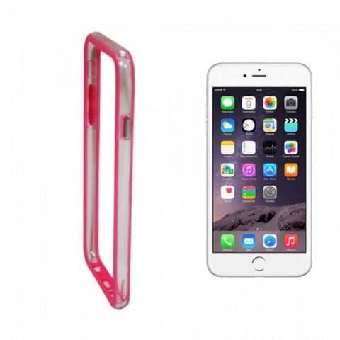 Ver X One Funda TPU Bumper iPhone 7 Plus Rosa
