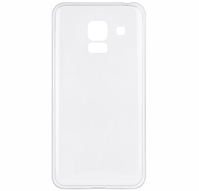 X One Funda TPU Fino A7 2018 A8 Plus 2018 Trans