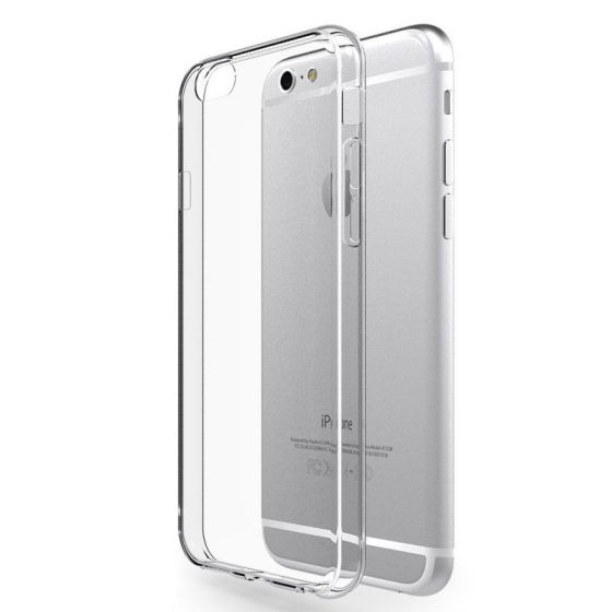X One Funda TPU Fino Antigolpes iPhone 7 Plus Tran