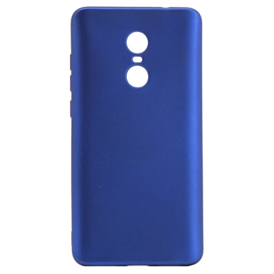 X One Funda TPU Mate Xiaomi Redmi Note 4 Azul