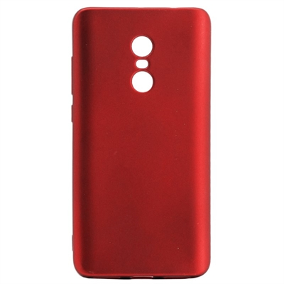 X One Funda TPU Mate Xiaomi Redmi Note 4 Rojo