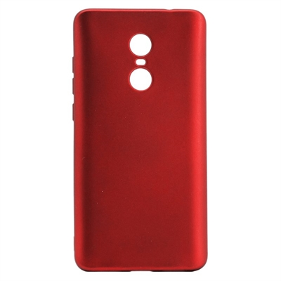 X One Funda TPU Mate Xiaomi Redmi Note 4X Rojo
