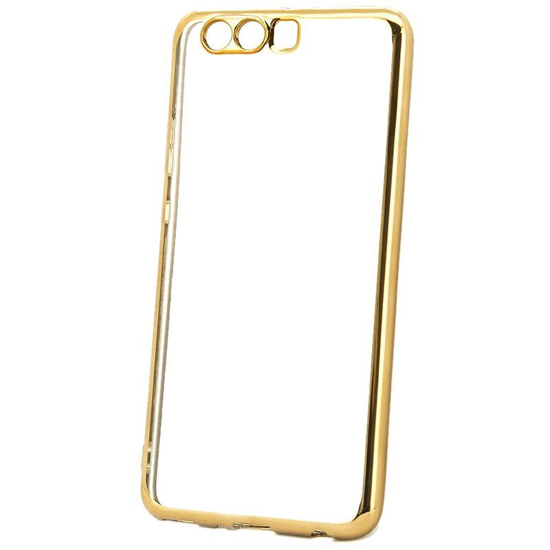 X One Funda TPU Metal Huawei P10 Plus Dorado