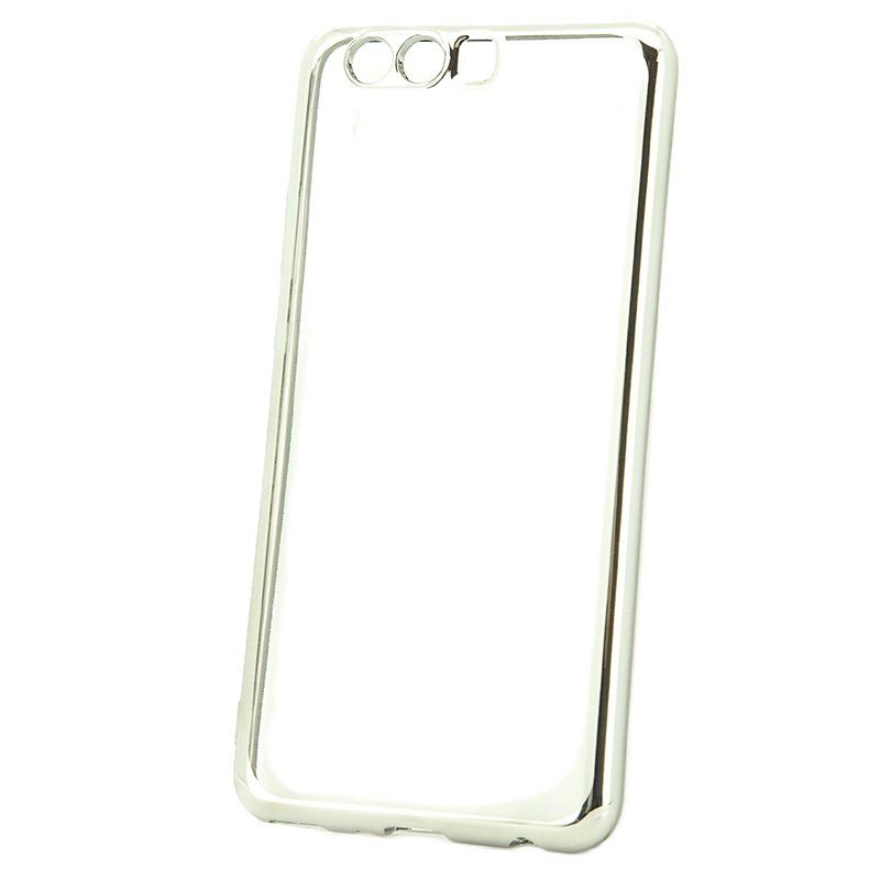 X One Funda TPU Metal Huawei P10 Plus Plateado