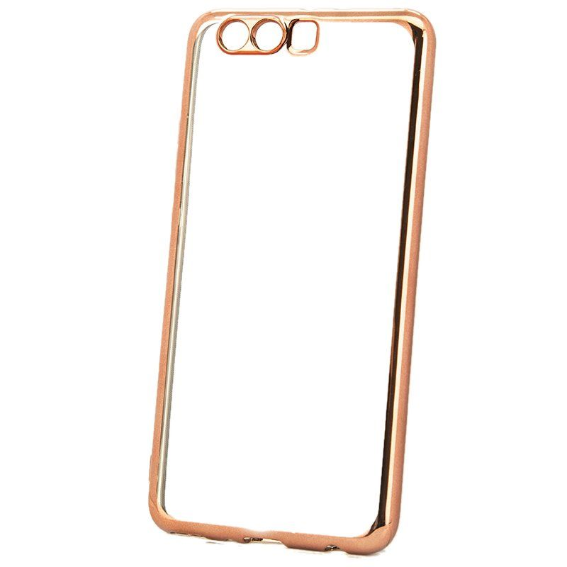 X One Funda TPU Metal Huawei P10 Plus Rosa